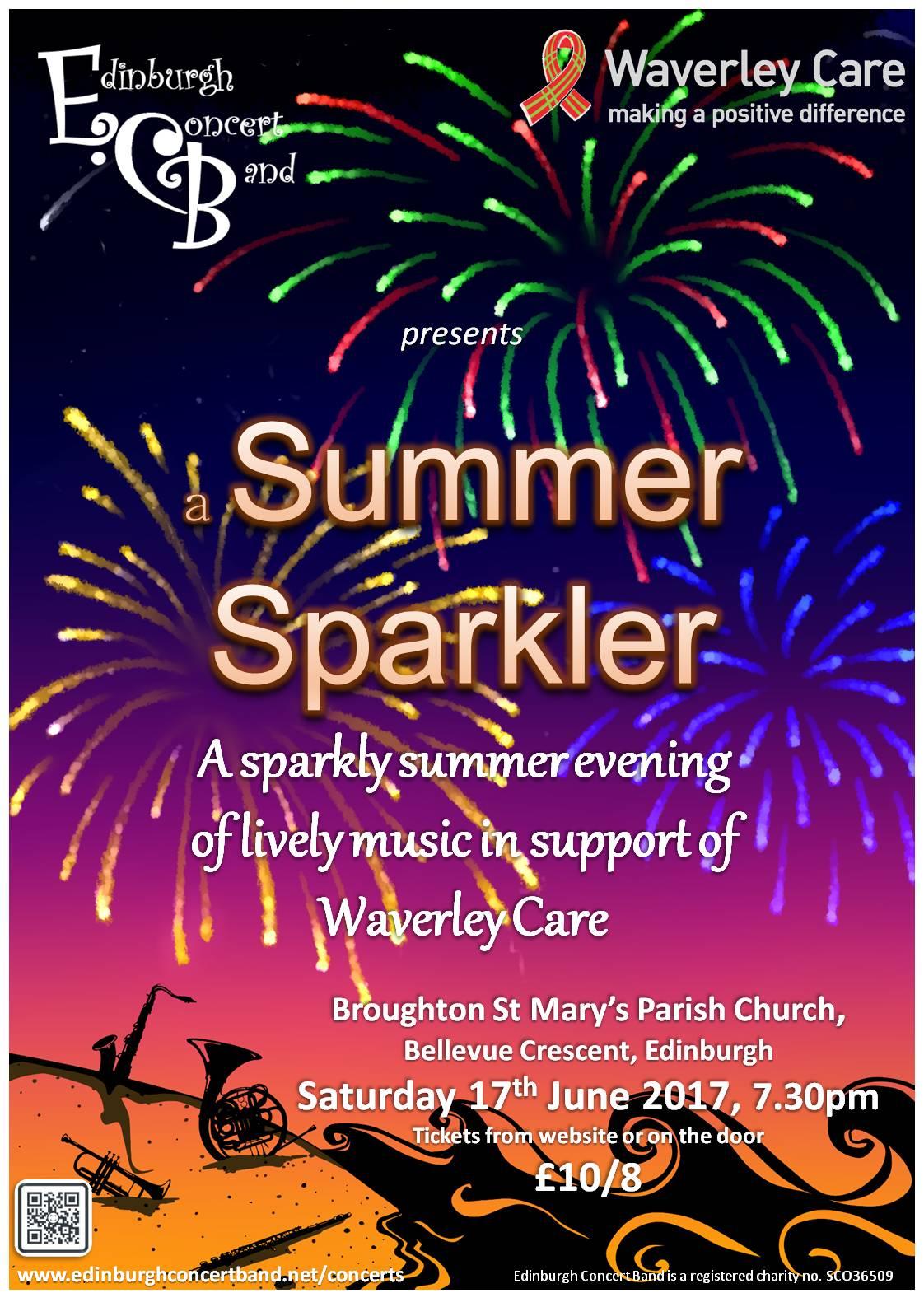 Summer sparkler 2017 flyer