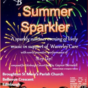 ECB Summer Sparkler Flyer 2018