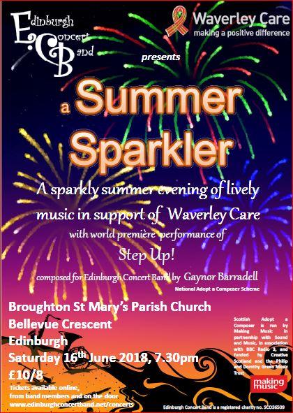 ECB Summer Sparkler Flyer 2018